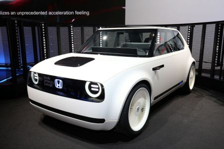 Photo HONDA URBAN EV