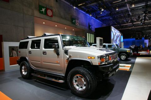 galerie photo HUMMER H2