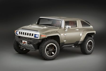 galerie photo HUMMER Concept