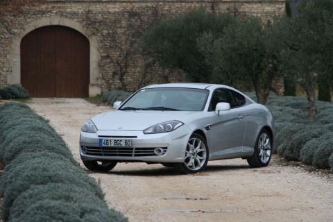 galerie photo HYUNDAI COUPE