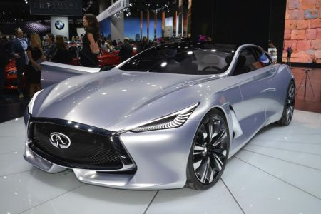 galerie photo INFINITI Inspiration Concept