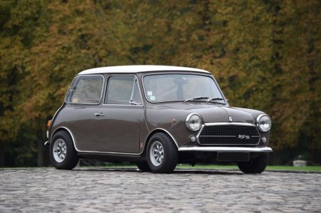 galerie photo INNOCENTI MINI COOPER