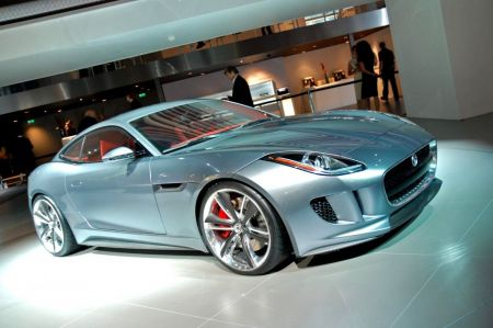 Photo JAGUAR C-X16