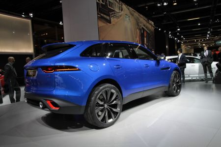 Photo JAGUAR C-X17