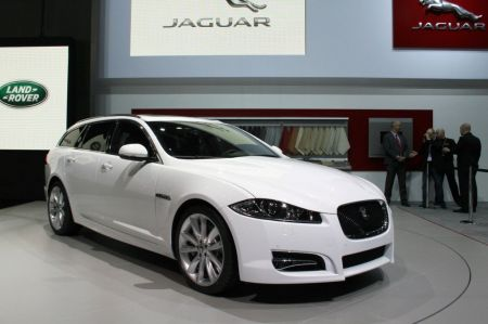 Photo JAGUAR XF SPORTBRAKE