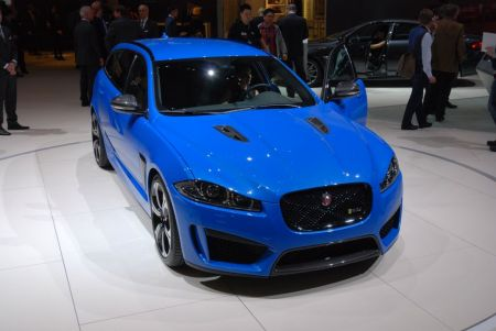 Photo JAGUAR XFR