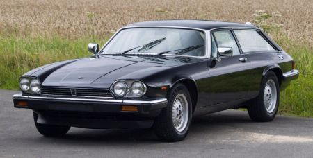 galerie photo JAGUAR V12 Lynx Eventer