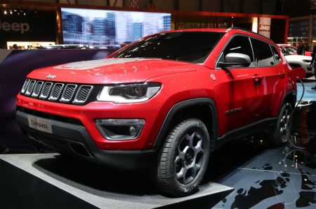 galerie photo JEEP COMPASS