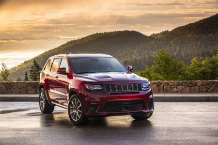 galerie photo JEEP GRAND CHEROKEE