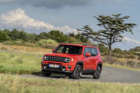 galerie photo JEEP RENEGADE