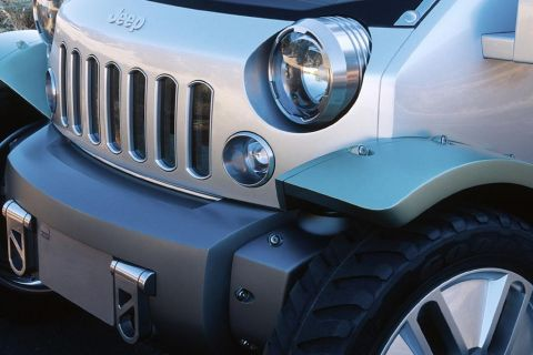 galerie photo JEEP TREO
