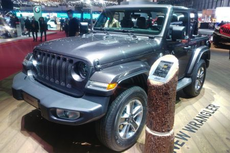 Photo JEEP WRANGLER