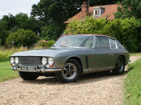 galerie photo JENSEN INTERCEPTOR