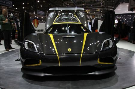 Photo KOENIGSEGG AGERA