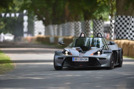 galerie photo KTM X-BOW