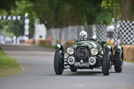 galerie photo LAGONDA Le Mans