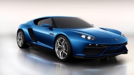 Photo LAMBORGHINI ASTERION