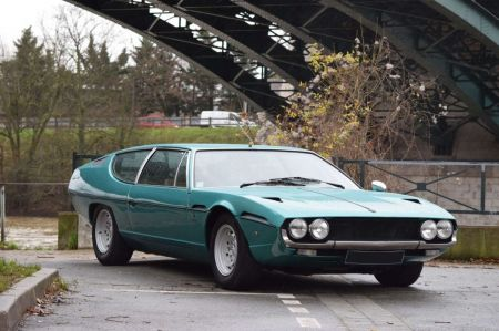 galerie photo LAMBORGHINI S2 400 GTE