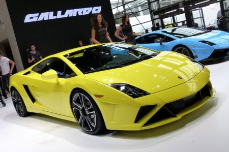 Photo LAMBORGHINI GALLARDO