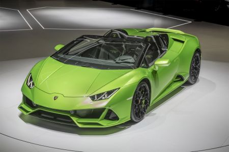 Photo LAMBORGHINI HURACAN