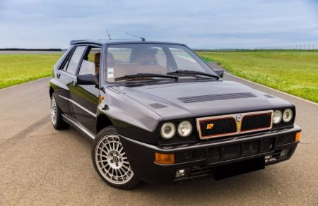 galerie photo LANCIA (I Type 831) HF Integrale Evoluzione II (Serie 1)