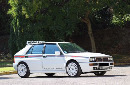 galerie photo LANCIA (I Type 831) HF Integrale Evoluzione (Serie 1)