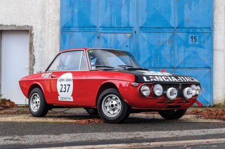 galerie photo LANCIA Rallye 1.6l HF Fanalone