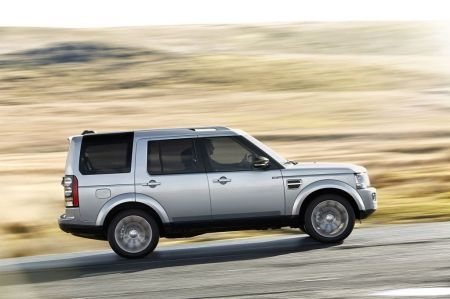 galerie photo LAND ROVER DISCOVERY
