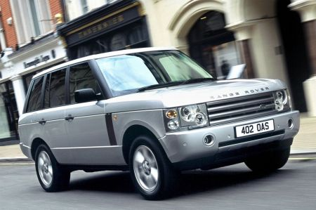 galerie photo LAND ROVER RANGE ROVER