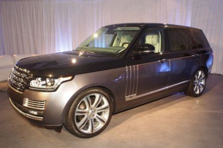 galerie photo LAND ROVER (L405)