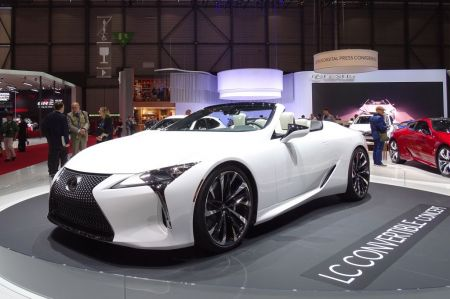 Photo LEXUS LC
