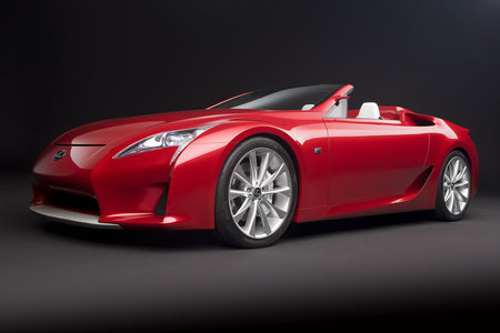 Photo LEXUS LF-A