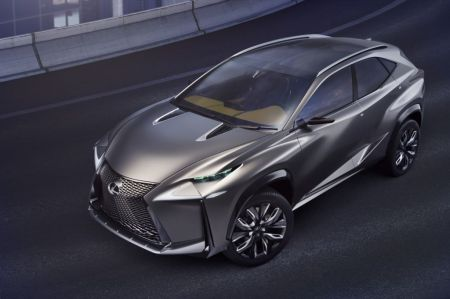 Photo LEXUS LF-NX