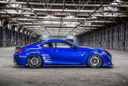 galerie photo LEXUS 350 F Sport