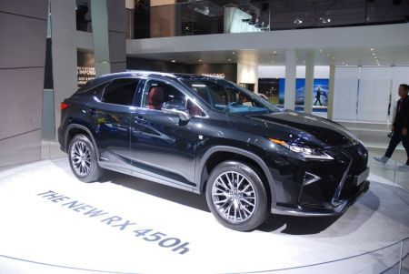 Photo LEXUS RX