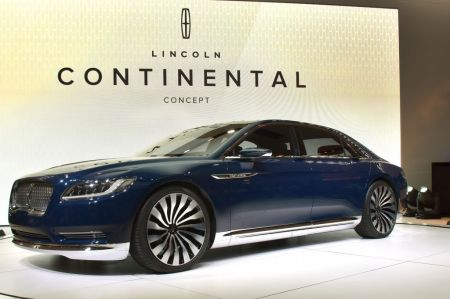 galerie photo LINCOLN CONTINENTAL