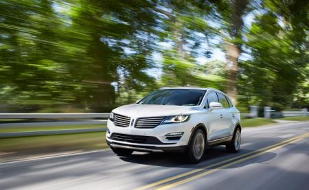 galerie photo LINCOLN MKC