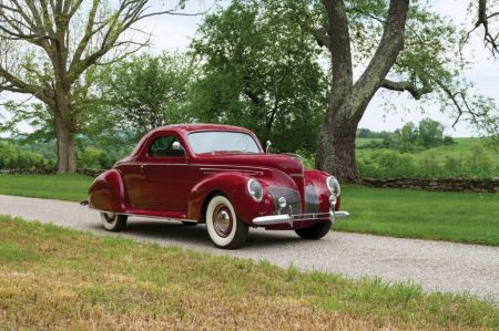 galerie photo LINCOLN ZEPHYR