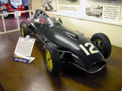 galerie photo LOTUS CLIMAX 16