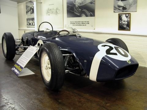 galerie photo LOTUS CLIMAX 18