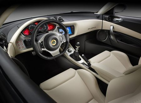 Photo LOTUS EVORA