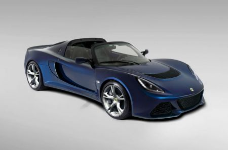 galerie photo LOTUS (Serie 3) S Roadster