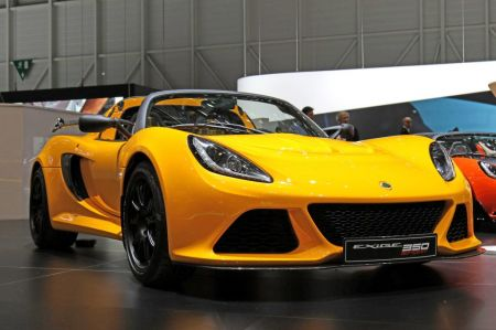 galerie photo LOTUS (Serie 3) Sport 350 Roadster