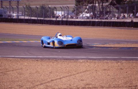 galerie photo MATRA MS 650