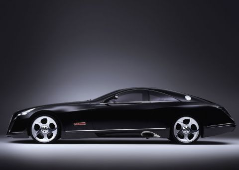 galerie photo MAYBACH EXELERO