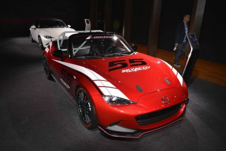 galerie photo MAZDA (ND) Cup Concept