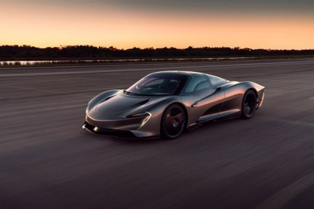 Photo MCLAREN SPEEDTAIL
