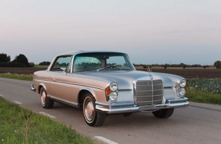galerie photo MERCEDES SE Coupé (W111 Fintail)