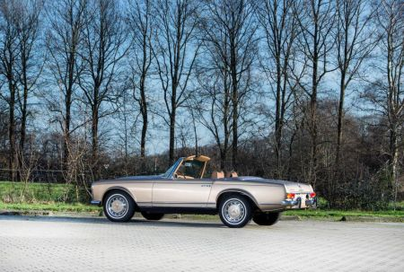 galerie photo MERCEDES (W113) SL Pagode
