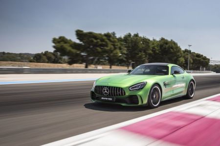 galerie photo MERCEDES AMG GT